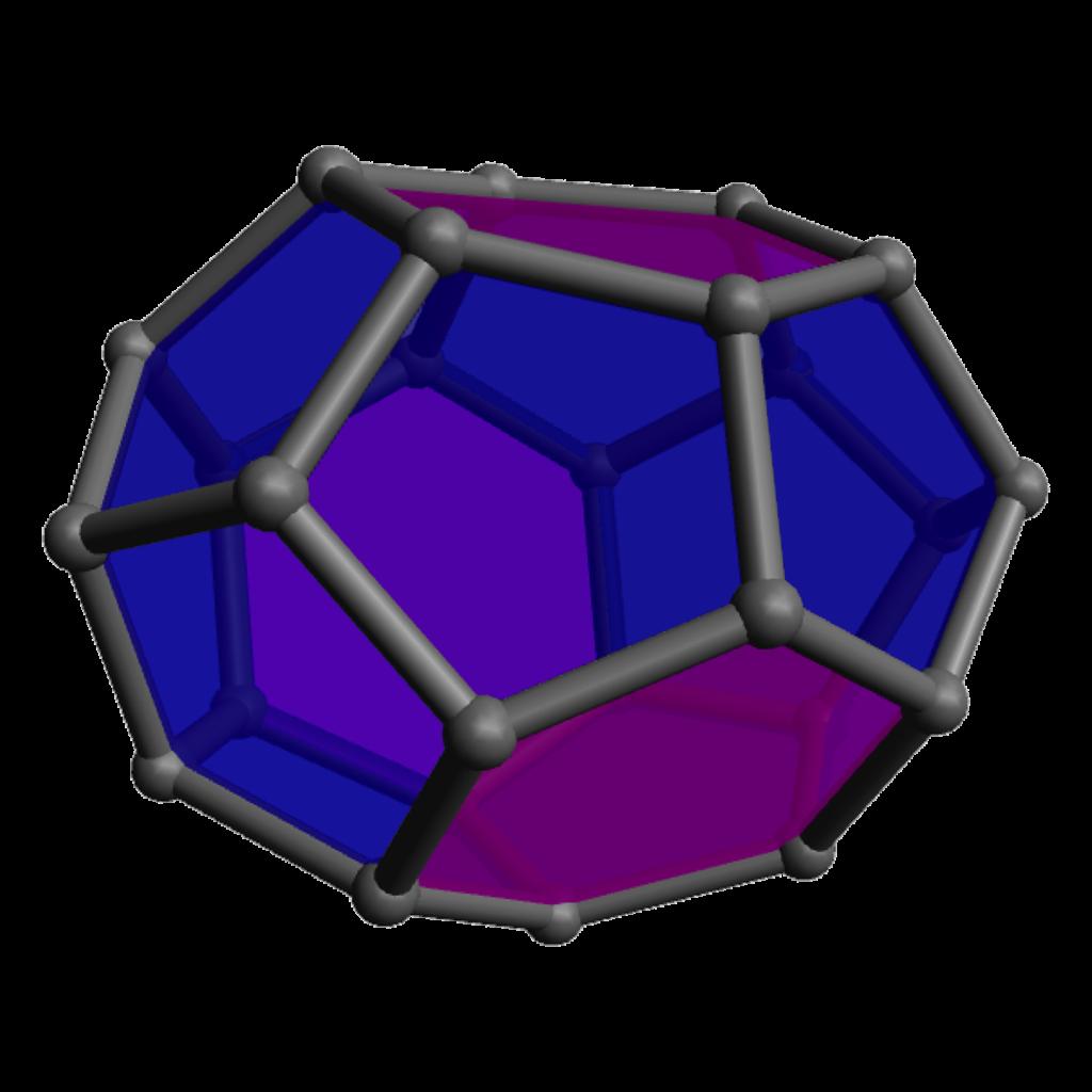trihex polyhedron