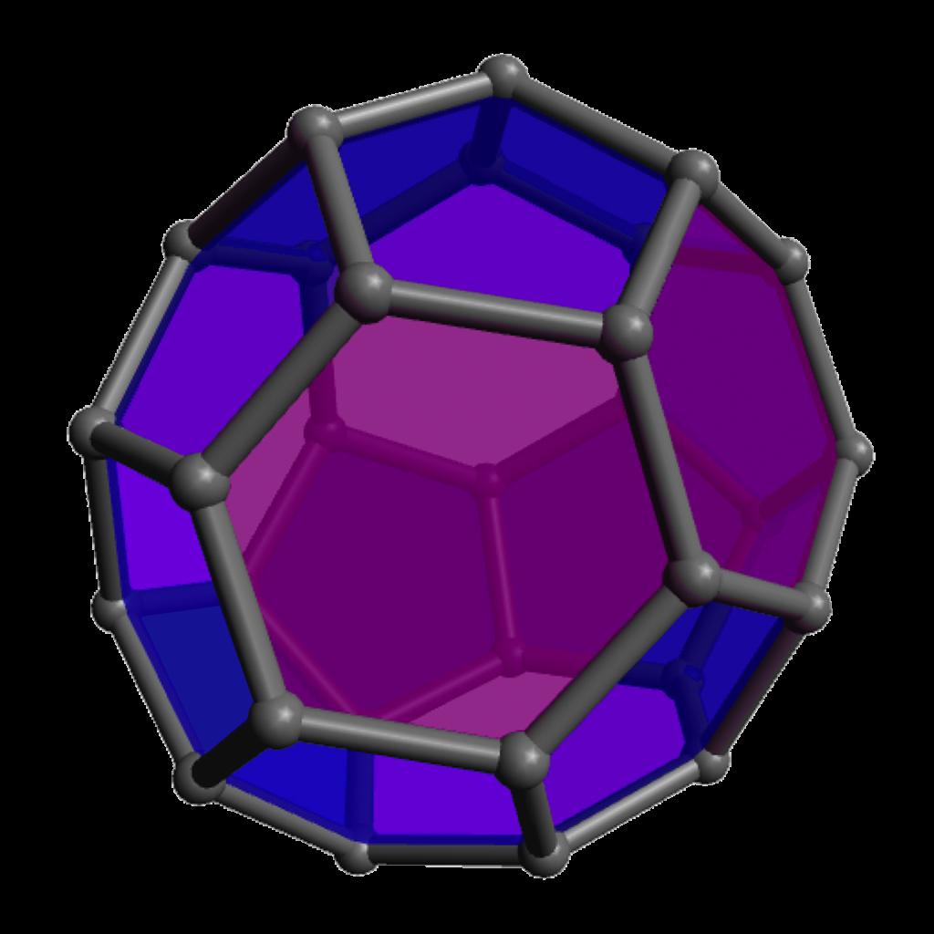 pentahex polyhedron