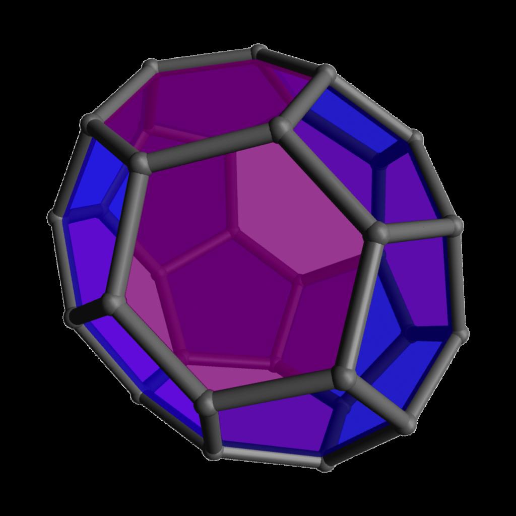 hexahex polyhedron